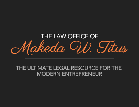 Makeda W. Titus Law